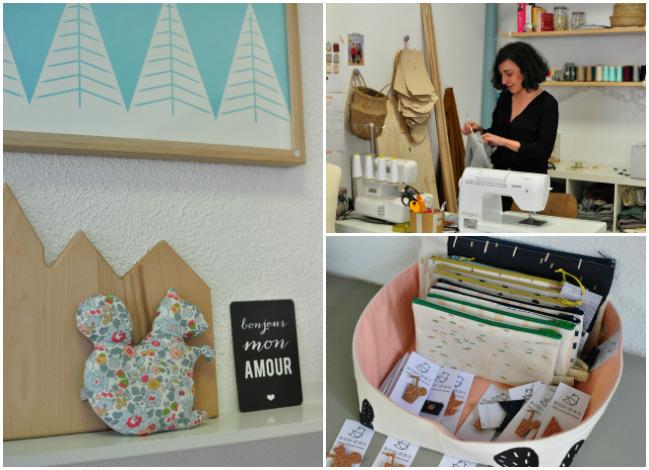 La boutique de créatrices de Nancy