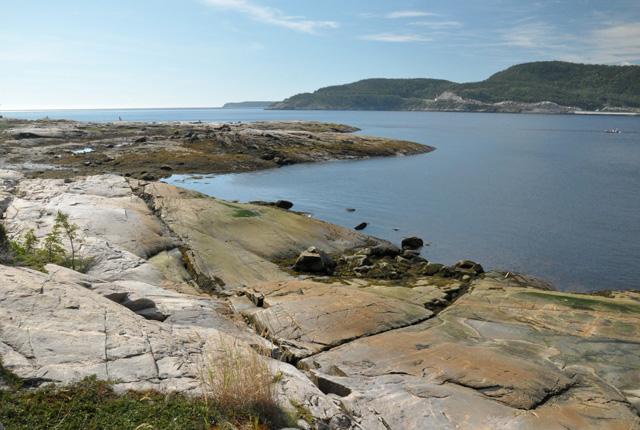 Voyage au Québec: escale à Tadoussac