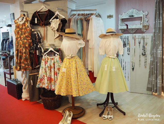 boutique vintage alsace bonne adresse Rétro Addict à Saverne