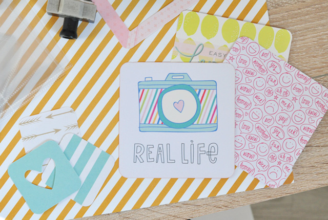 cartes pour project life