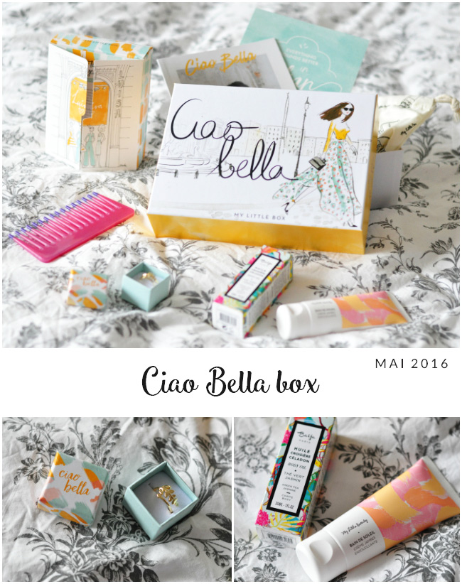 Ciao Bella My Little box
