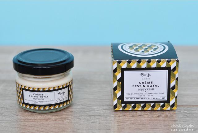 Avis sur la Crème au miel caramelisé Festin royal de Baija