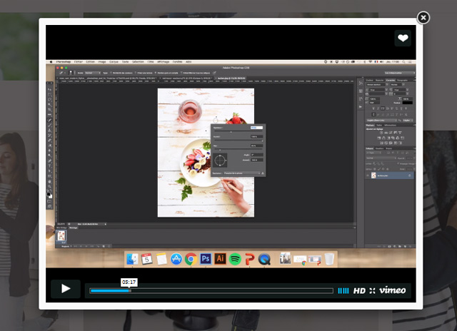 formation retouche sur photoshop blogschool