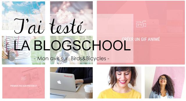 J'ai testé la blogschool! Mon avis sur ces conseils pour blogueuses (SEO, photo, retouche, réseaux sociaux, affiliation)
