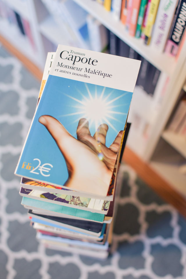 Pile à lire: une pile de livres qui grandit sans cesse!