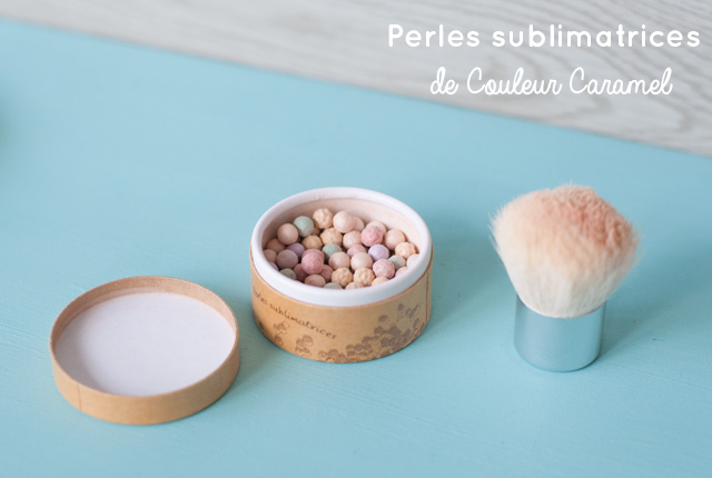 Couleur Caramel: Avis sur les perles multicolores pour le teint