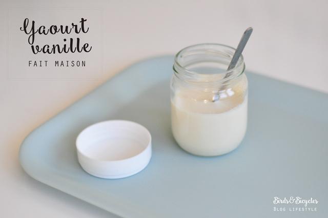 Recette yaourt maison vanille segu maison - Machine a yaourt seb ...