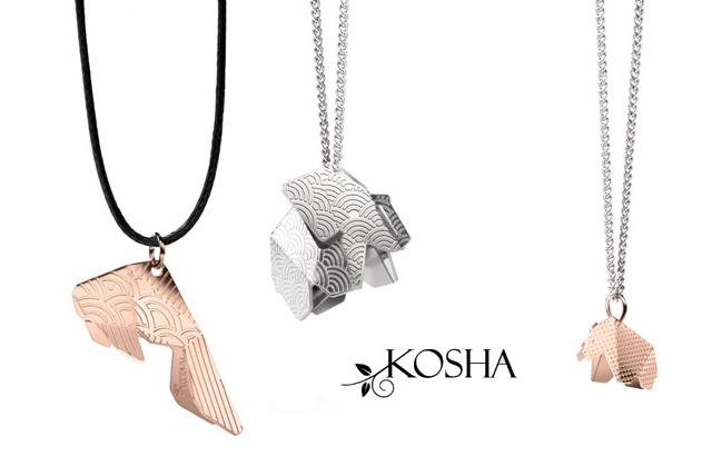 kosha les bijoux joligami