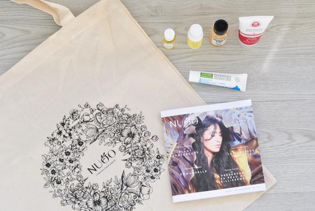 Mon avis sur la NuooBox - box beauté bio et naturelle - Blog lifestyle & girly Birds and Bicycles