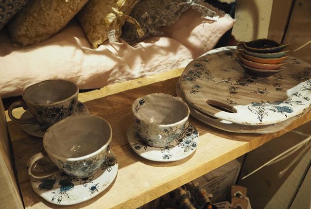 Vaisselle à Montpellier chez Maison Emilienne