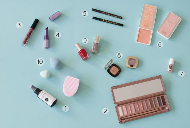 Mes favoris maquillage !
