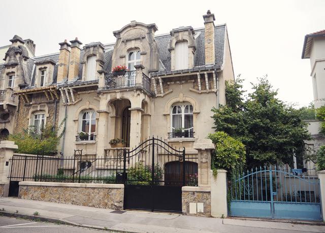 Saurupt et son quartier - Les jolies choses à voir à Nancy