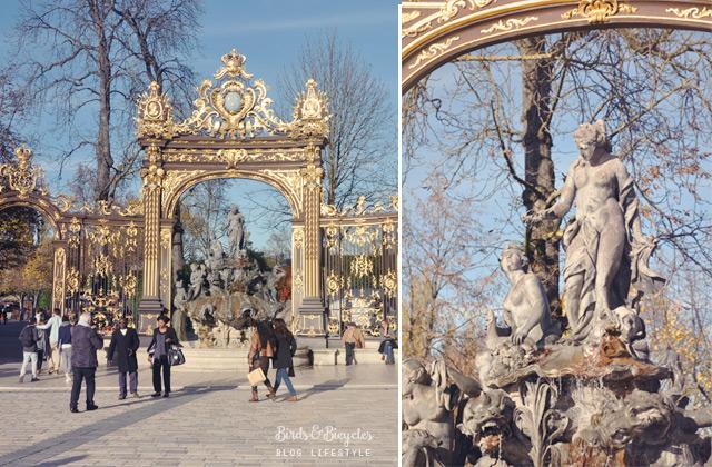 Visiter Nancy et la Place Stanislas