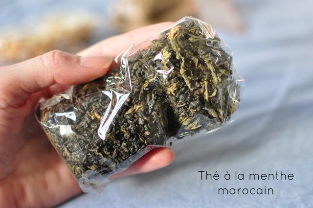 Thé marocain à la menthe - Box Kitchentrotter