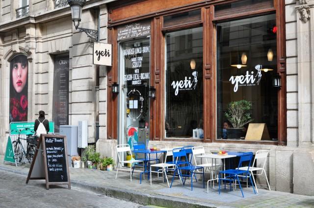 Yeti - bonne adresse pour manger à Bruxelles