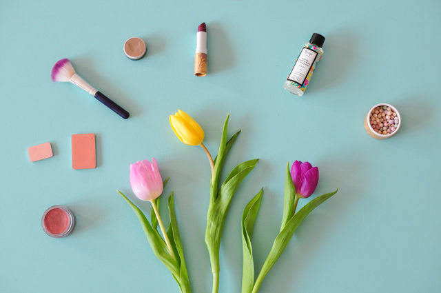 Des pistes pour se mettre aux cosmétiques bio sur le blog Birds & Bicycles