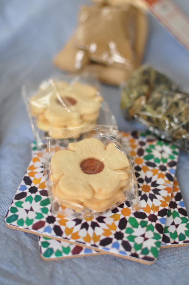 Mille et une nuits, le kit marocain de la box cuisine Kitchentrotter