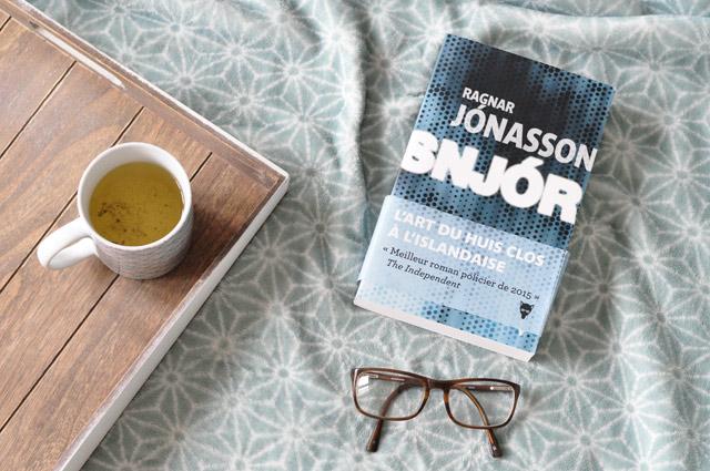 Snjor de Ragnar Jonasson - conseil roman policier sur le blog