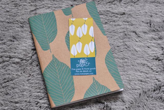 Les carnets d'une marque française: Noé Paper