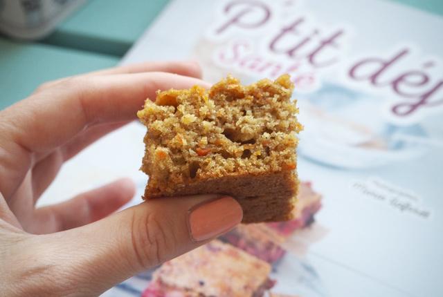 Carrot cake: ma recette facile! Avec de la farine d'épeautre