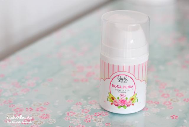 Test et avis sur la crème bio anti-rougeurs Rosa-Derme