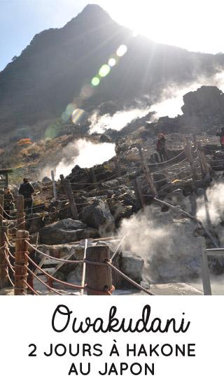 Escapade à Hakone de 2 jours sur le blog Birds & Bicycles