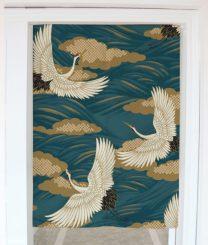 Déco: ma sélection de rideaux de porte en tissu sur le blog
