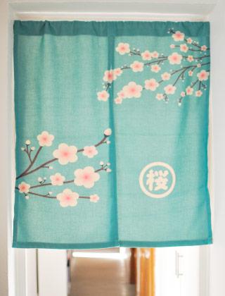 Ma sélection de beaux rideaux de porte en tissu!