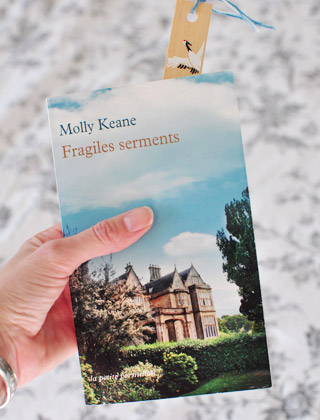 Fragiles Serments de Molly Keane sur le blog Birds & Bicycles