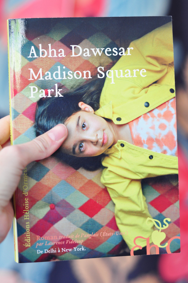 "Les romans coups de coeur du blog Birds & Bicycles: ""Madison Square Park"" d'Abha Dawesar -"