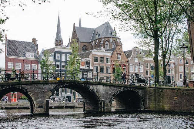 3 jours à Amsterdam sur le blog voyage Birds & Bicycles. Récit de cette escapade en Europe, photos & bons plans!