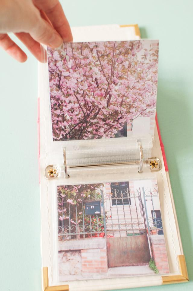 DIY Mon album photo Project Life fait maison