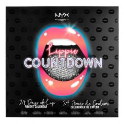 calendrier de l'Avent NYX 2017 - que du lipstick!