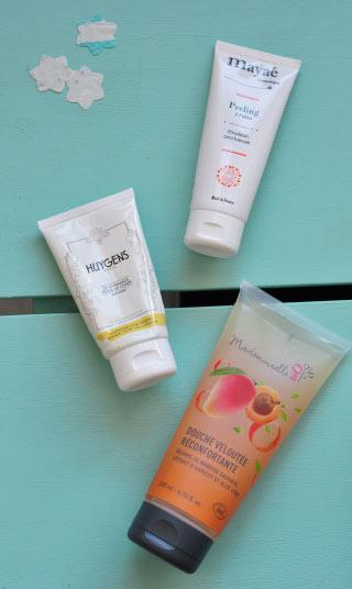 Avis sur le blog sur mes nouveaux cosmétiques bio pour la douche! Blog de fille Birds & Bicycles