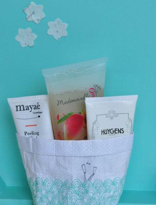 Revue - Mes nouveaux produits bio pour la douche!