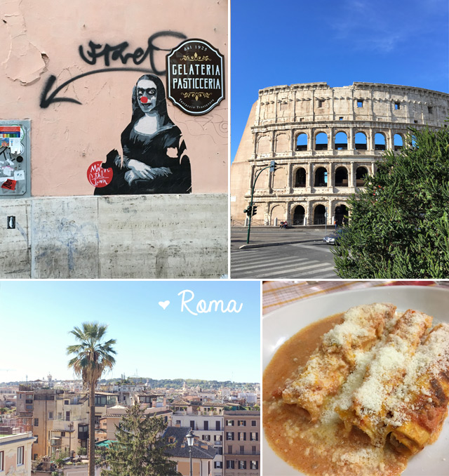 ROMA - Blog Birds & Bicycles