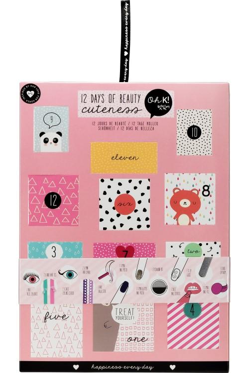 Ma sélection de calendriers beauté - 12 fenêtres de cosmétiques coréens chez Birchbox