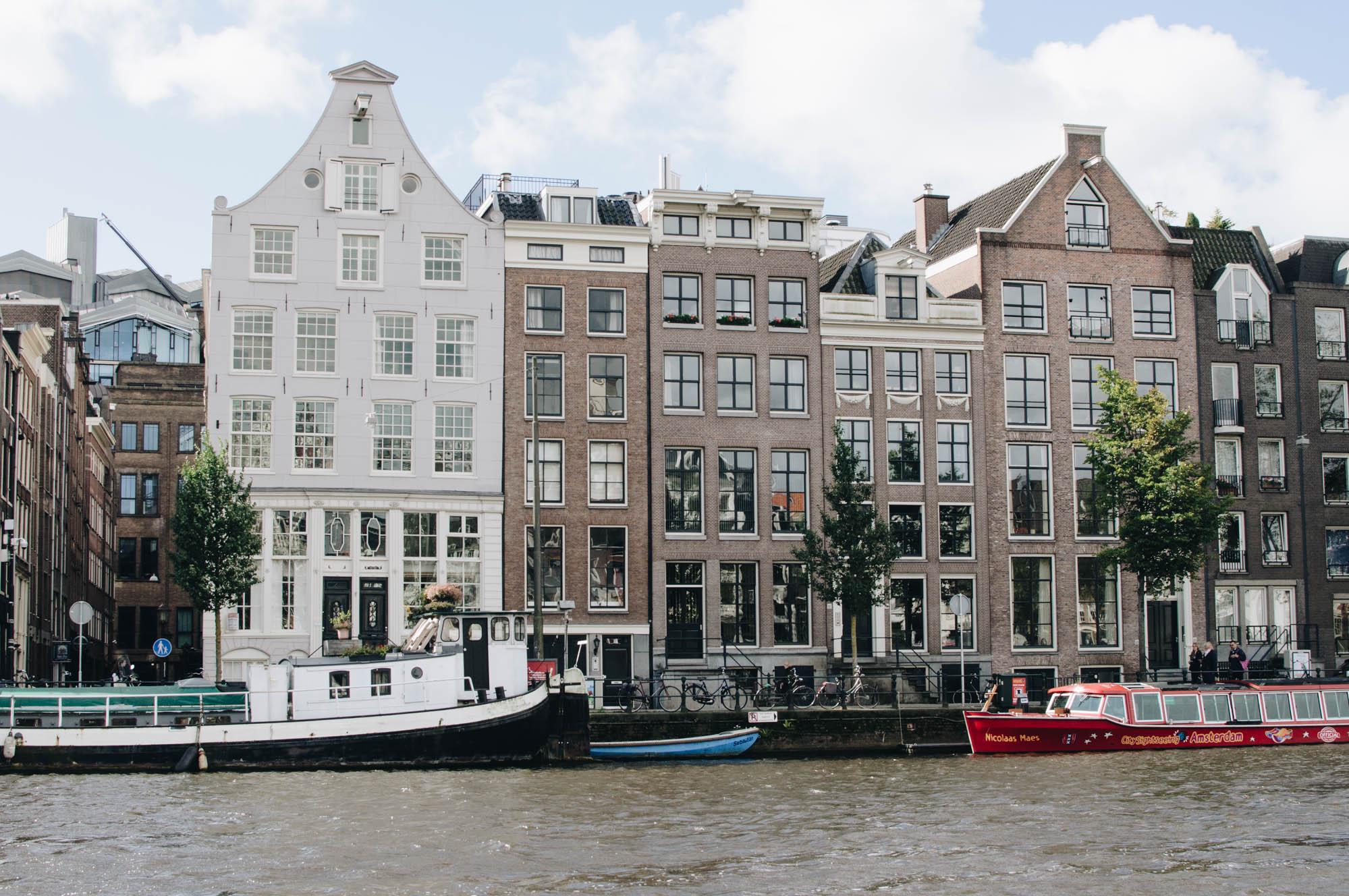 Les canaux d'Amsterdam - Un enchantement! Escapade à Amsterdam sur le blog