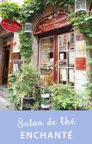 Un salon de thé enchanté à Strasbourg - Les bonnes adresses de Birds & Bicycles