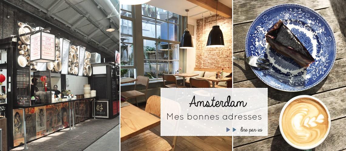 Bonnes adresses à Amsterdam sur le blog Birds&Bicycles