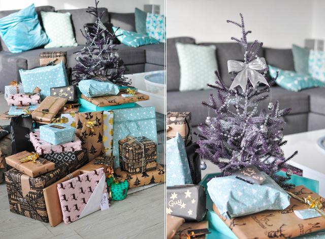 Mes idées pour décorer ses cadeaux de Noël!