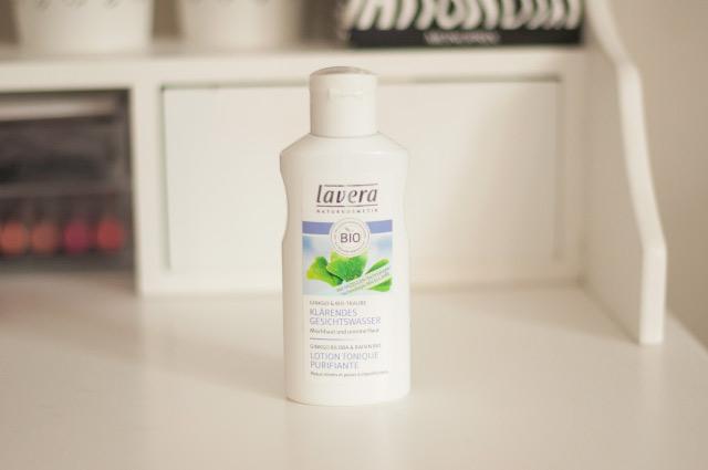 Lotion purifiante de Lavera : avis & test sur le blog beauté!