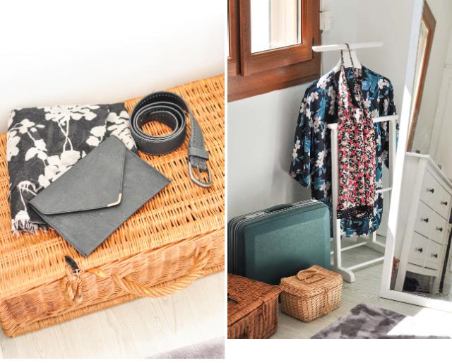 Détails de la chambre à coucher - Tour de mon appartement de blogueuse