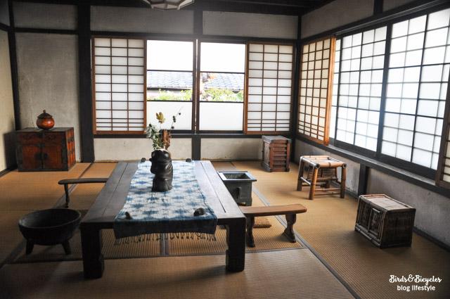 Bonne idée lors d'un voyage à Kyoto: découvrir la maison japonaise typique de l'artiste Kawai KANJIRO