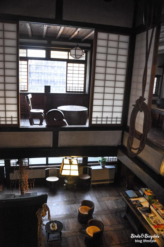Visite à Kyoto: La maison japonaise à Kyoto, celle de l'artiste Kawai KANJIRO