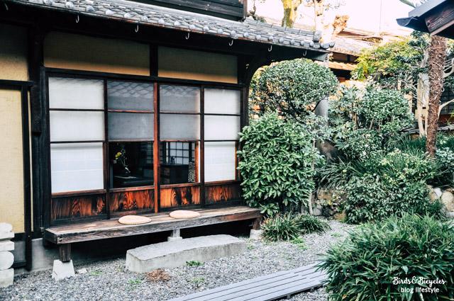 Adresse: une maison traditionnelle à visiter au Japon, à Kyoto