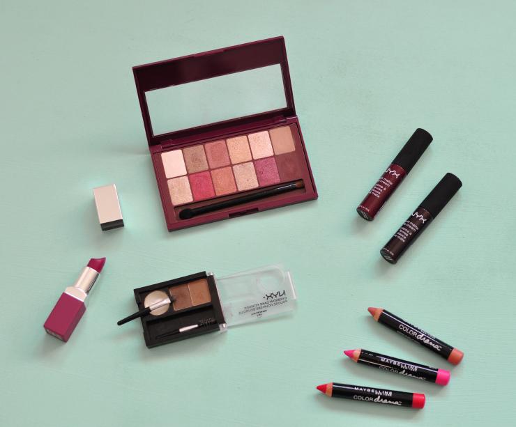 Avis make-up: mes favoris maquillage de cet hiver! Sur le blog beauté Birds & Bicycles