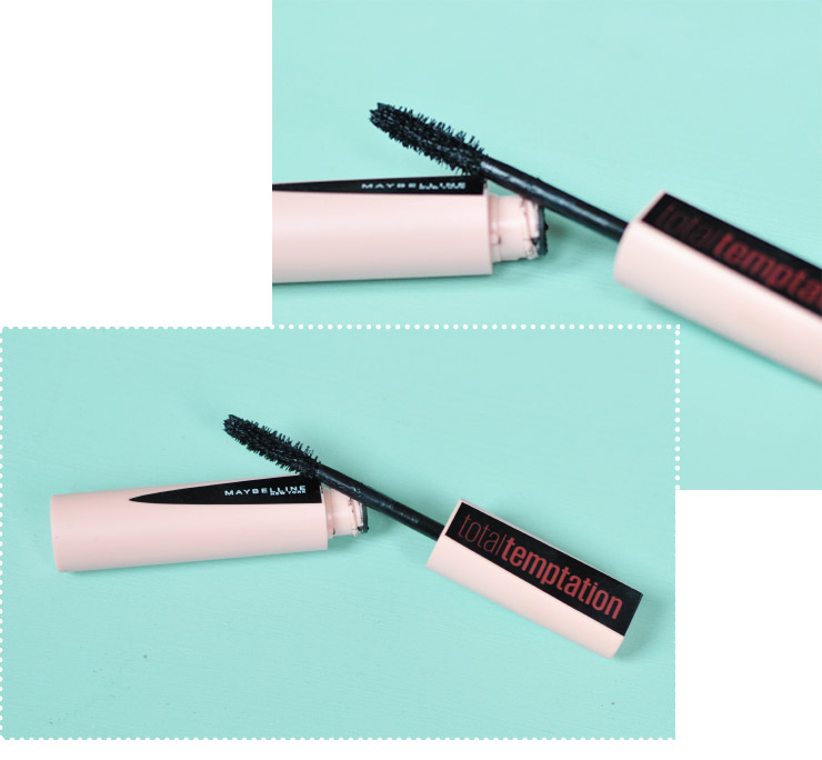 Maybelline: mascara Total Temptation