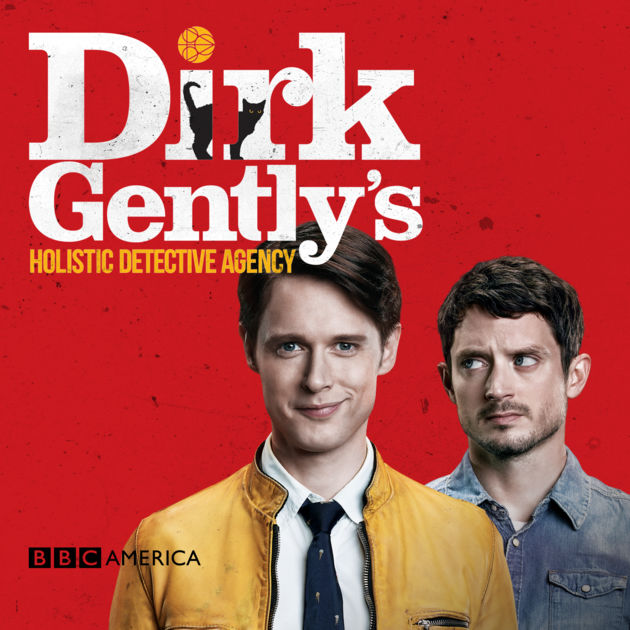 Idée de séries à voir: Dirk Gently !