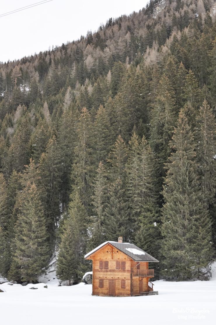Chalet féerique dans le Val d'Hérens - Photos d'une escapade en Suisse sur le blog Birds & Bicycles